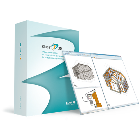 Software Klaes 3D with screenshot