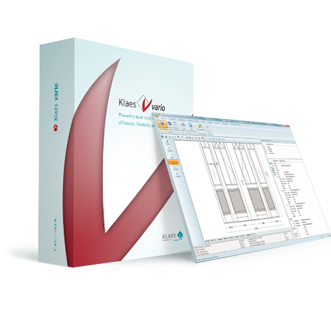 Software Klaes vario with screenshot